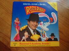 Who Framed Roger Rabbit Laser Disc Movie Starring: Bob Hoskins Christopher Lloyd