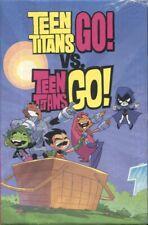 Teen Titans Go Vs Teen Titans Go Box Set / Contains 4 Tpb'S / New / Sealed
