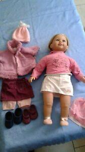 Puppe Sally von Zapf