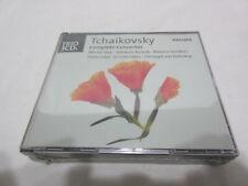 Brand New Sealed Tchaikovsky: Complete Concertos (3CD, 2003) BMG Music Club BIN