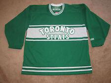 Vintage Toronto Maple Leafs St. Pats NHL Hockey Jersey-Adult XL-CCM-Limited Edit