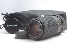 @ Ship in 24 Hours! @ Cosina 75-200mm f4.5-5.3 MC Macro Canon FD-Mount Zoom Lens
