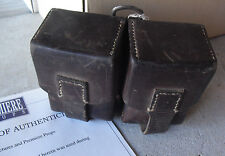 Authentic Movie Prop Cavalry Ammo Case used in We Were Soldiers with COA