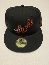 MILB Eugene Larks New Era Hat Hometown Collection Men's Size 7 1/8