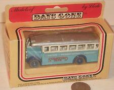 "Sheffield Blue Days Gone English Bus  3""  NEW in Box"