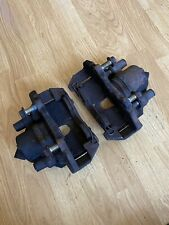 FORD FOCUS ST170 FRONT BRAKE CALIPERS + CARRIERS