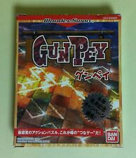 GUNPEY WonderSwan WS Wonder Swan JAPAN USED