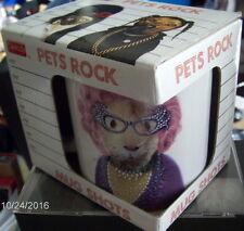 Dame Edna Everson ? Pets Rock Mug Shots Hamster Coffee Mug ~ NIB ~ Takkoda