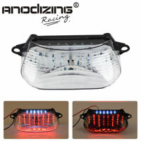 Motorcycle LED Tail Light with Turn Signals For HONDA VTR1000 1997-2005