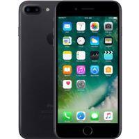 Apple iPhone 7 Plus 32GB Sim Free Unlocked iOS Smartphone Matte Black
