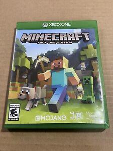 Minecraft: Xbox One Edition (Microsoft Xbox One, 2014) 🎮