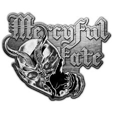 MERCYFUL FATE metal pin badge  LOGO