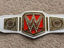 WWE Mini Belt Raw Women's Championship Title Authentic with belt bag NXT Divas