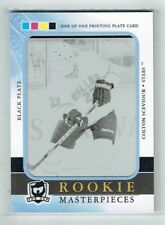 11-12 UD The Cup  Colton Sceviour  1/1 Printing Plate  Rookie