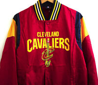 Cleveland Cavaliers Team NBA Jacket Men's Multi Color XL  Brand New NWT $150