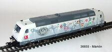 """Märklin 36655 Diesellok BR 285""""Bundesliga""""mfx 2 SoundfunktionenMetall#NEU in OVP"""