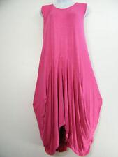 Draped Viscose Dresses for Women