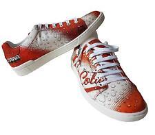 Moschino MOCOLA Low Sneakers EU 44 scarpe uomo modello stan smith SCONTO 65%