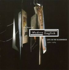 MODERN ENGLISH - LIFE IN A GLADHOUSE...BEST OF  CD NEUF