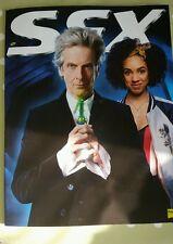 RARE SFX MAGAZINE ISSUE 286 DOCTOR WHO & BILL COVER