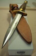 2004~FIRST APPLEGATE COMBAT DAGGER~UNUSED~1942 BRITISH OSS FIGHTING KNIFE w/BOX