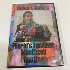 World's Funniest Mouthcoil Routine by Robert Baxt Dvd Magic Trick Illusion - New