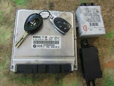 MK2 Rover 75 MG ZT Diesel Engine ECU SET NNN500340 Manual Replacement Fob