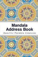 Mandala Address Book : Mandala Design - Contacts, Addresses, Phone Numbers,...