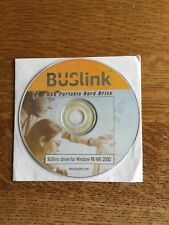 BUSlink USB Portable Hard Drive - driver for Windows 98 / ME / 2000