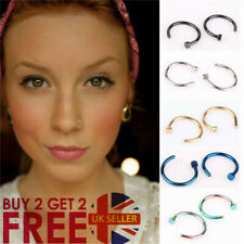 Coloured Nose Ring For Sale Ebay