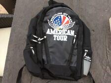 BREITLING Bag BACKPACK BLACK, Jet Team American Tour.