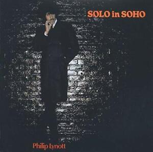 PHIL LYNOTT SOLO IN SOHO CD (Released 1996)