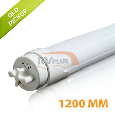 240V LED T8 TUBE LIGHT FLORESCENT STRIP LAMP REPLACEMENT 1200MM COOL WHITE