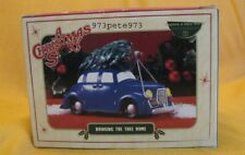 Bringing The Tree Home - Dept 56 A Christmas Story - New