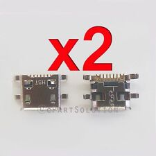 2X LG Nitro HD P930 VS920 Volt 2 LS751 USB Charger Charging Port Dock Connector