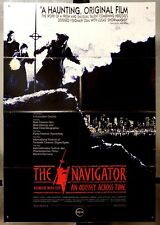 THE NAVIGATOR: AN ODYSSEY ACROSS TIME - 1-SH '89 MOVIE POSTER - VINCENT WARD