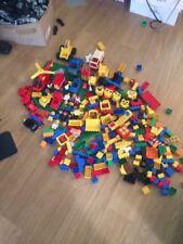 LEGO DUPLO 5 Kg BUNDLE JOB LOT FIGURES AND LARGE BASE