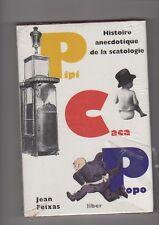 Pipi caca popo, histoire anecdotique de la scatologie