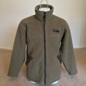 First Down full zip fleece Jacket size Large FIRST DOWN FULL ZIP JACKET SZ LARGE