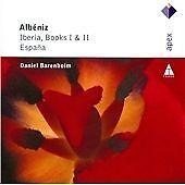 Daniel Barenboim - Albeniz : Iberia Books 1, 2 (2013) New & Sealed