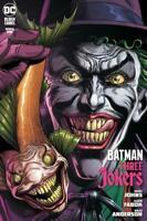 Batman Three Jokers #1 Premium Variant B Joker Fish DC Comics 1st Print NM