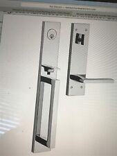 Baldwin entrance door handle set and lock Miineapolis Collection NEW!