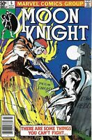 Moon Knight Comic Issue 5 Bronze Age First Print 1981 Moench Sienkiewicz Janson