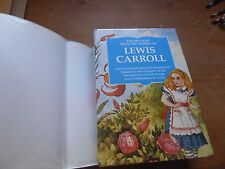 Lewis Carroll Alice in Wonderland,through the looking glass etc 1995 Penguin
