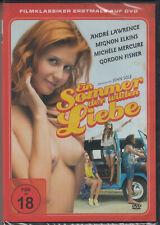 DVD EIN SOMMER DER WILDEN LIEBE Erotik Klassiker NEU // OVP