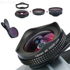 Apexel Professional 4K HD Wide-Angle Camera Lens W/ CPL Lens for Smartphones