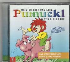 Pumuckl CD - Folgen DAS SPANFERKEL ESSEN + PUMUCKL UND PUWACKL