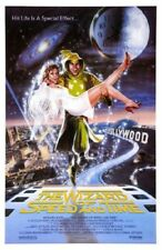 Wizard Of Speed And Time Movie Poster 24inx36in (61cm x 91cm)