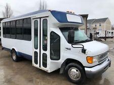 2003 Ford E450 18 Passenger Bus/Party Bus/Shuttle Bus