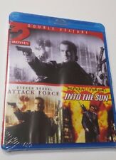 Attack Force/Into the Sun (Blu-ray Disc, 2013)